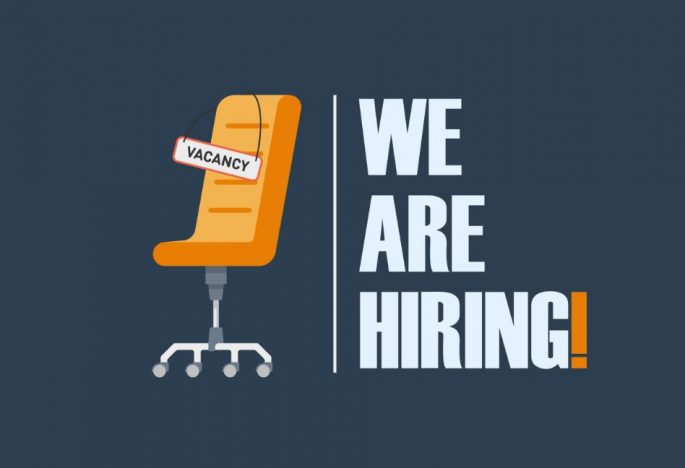 We are Hiring - We Want You!