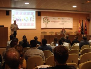"""Sadako participates in the """"Investment Forum in Green Technologies"""" organised by CDTI. See our new video!"""
