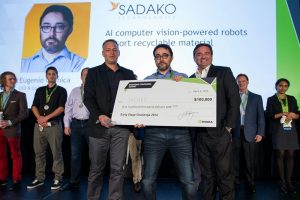 Sadako awarded with the $100.000 prize of Nvidia GPU Early Stage Challenge! Immensely happy, encouraged and grateful.