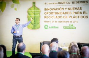 Speech of Sadako CEO Eugenio Garnica in the III Workshop Anarpla-Ecoembes