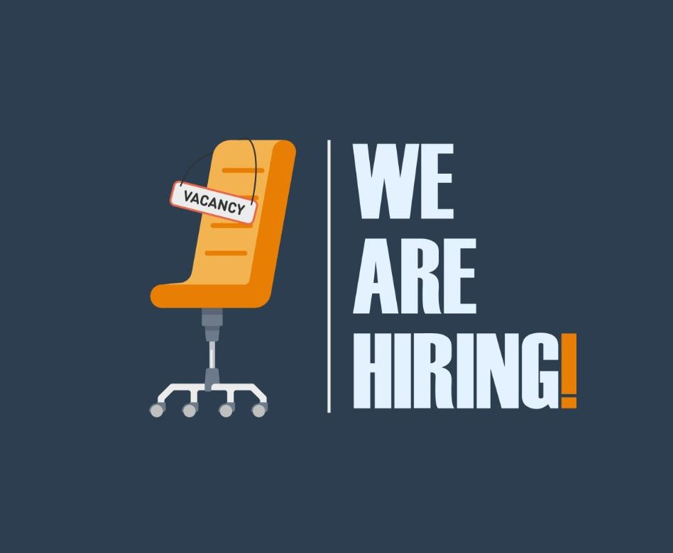 We're Hiring - We Want You !
